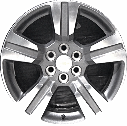 "Local Pickup - Fits 15-18 Chevy Colorado, GMC Canyon, Wheel, Rim 18"" as Pictured New Genuine GM Part"