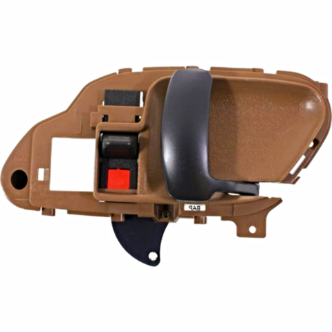Right Inside Door Handle Brown, Front or Rear Fits Chevy GM Trucks, SUV