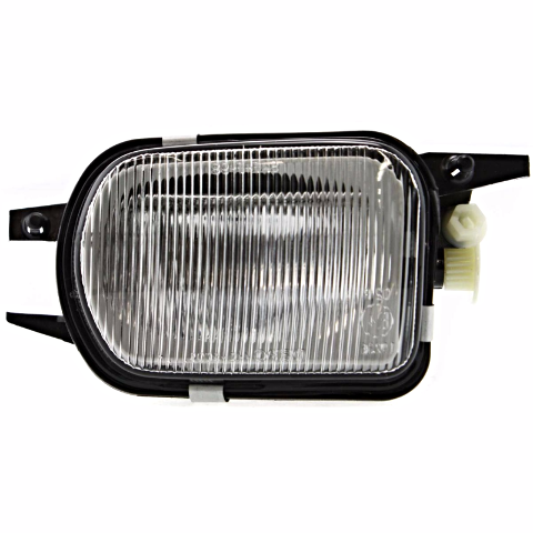 Fits Mercedes 00-02 CL / 01-04 SLK / 01-04 C Class Right Pass Fog Lamp EXC AMG