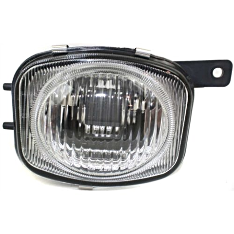 Fits 00-02 To 01/02 Mitsubishi Eclipse Right Passenger Fog Light Assembly