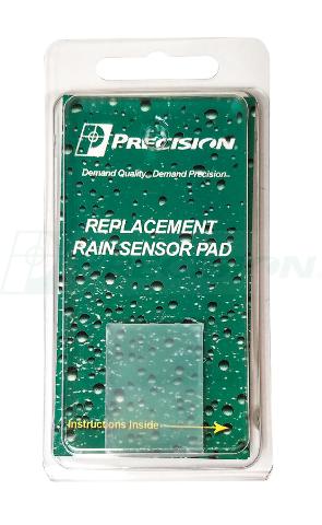 Auto Rain Sensor Pad Fits Between Sensor &  Windshield for Mazda, Honda, Acura