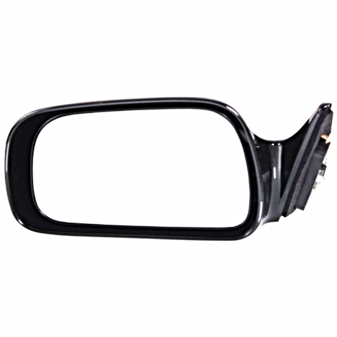 Fits 99-03 Toyota Solara Power Mirror Assembly Left Driver Non-Painted No Heat