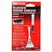 CRL Loctite Rear View Mirror Adhesive 12 Per Box by CR Laurence