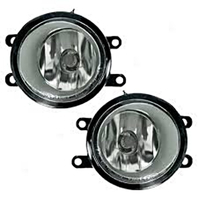 Fits 08-10 Toy Avalon/ Highlander /Hybrid 08-12 Lexus IS F Left & Right Fog Lamp