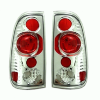 Fits 99-04 F250SD / F350SD / 99-03 F450SD / 550 Left & Right Set Altezza Tail Lamp Assembly