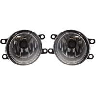 Fits for 07-14 Toy Camry, 06-12 RAV4, 07-15 Yaris Left & Right Fog Lamps - pair