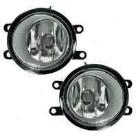 Fits 10-11Toy Prius, 06 Scion XA, 08-11 Lexus LX570 Left & Right Fog Lamps -pair