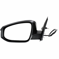 Fits 14-17 Toy 4 Runner Left Driver Mirror Assm Power, Heated more than 1 option
