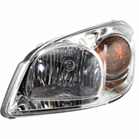 05-10 Chevy Cobalt & 07-09 Pontiac G5 Left Driver Headlamp w/bracket- clear lens