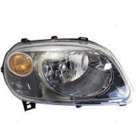 Fits 07-10 Chevy HHR Right Passenger Headlamp Assembly w/tinted lens