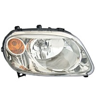 Fits 06-11 Chevy HHR Left Driver Headlamp Assembly w/clear lens