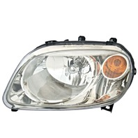 Fits 06-11 Chevy HHR Right Passenger Headlamp Assembly w/clear lens