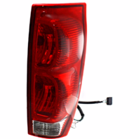 Fits 02-06 Chevrolet Avalanche Right Passenger Tail Lamp Assembly