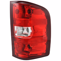 Fits 07-14 Silverado, 3500 Sierra Right Passenger Tail Lamp Assembly (more than 1 Option see Details)