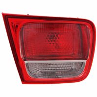 Fits 13-15 Chevrolet Malibu  / 2016 Malibu Limted Left Driver Tail Lamp Assembly without LED Lid Mounted