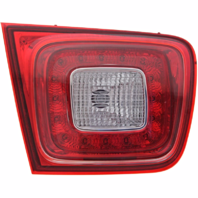 Fits 13-15 Chevrolet Malibu 2016 Malibu Limited Left Driver Tail Lamp Assembly w/LED Lid Mounted