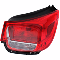 Fits 13-16 Chevrolet Malibu Right Passenger Tail Lamp Assembly without Led Quarter Mounted