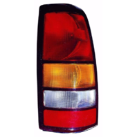 Fits 04-06 GMC Sierra 1500 Fleetside / 07 Sierra 1500 Classic Right Passenger Tail Lamp Unit Assembly