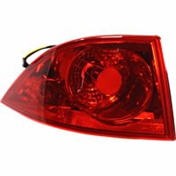Fits 06-11 Buick Lucerne Left Driver Tail Lamp Assembly Quarter Mounted
