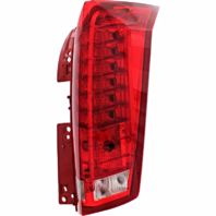 Fits 10-16 Cadillac SRX Right Passenger Tail Lamp Assembly