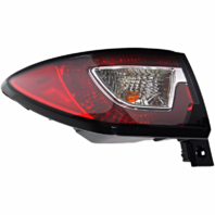 Fits 13-17 Chevrolet Traverse Left Driver Tail Lamp Assembly Quarter Mounted