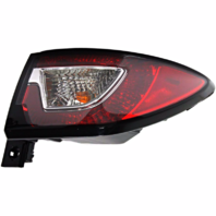 Fits 13-17 Chevrolet Traverse Right Passenger Tail Lamp Assembly Quarter Mounted