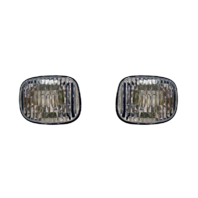 Fits 05-07 Saturn Relay / 05-07 Buick Terraza L & R Daytime Running Lamps - pair