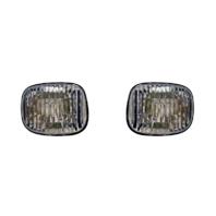 Fits 05-09 Pont Montana SV6 / Chev Uplander Lt & Rt Daytime Running Lamps - pair