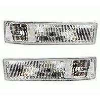 95-05 Chevy Astro & GMC Safari Left & Right Park / Signal Lamps (Pair)