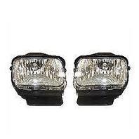 03-04 Chevy Silverado & Avalanche (w/o body cladding) Left&Right Fog Lamps- pair