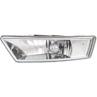 Fits 03-05 Saturn Ion Sedan (ex coupe) Left Driver Fog Lamp w/Reflective Shield