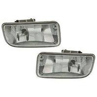 04-06 Chevy Aveo & 07-08 Aveo 5 Hatchback Left & Right Fog Lamp Assys (pair)