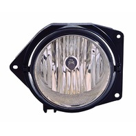 Fits 06 Hummer H3 Left Driver Fog Lamp Assembly with bulb shield