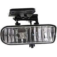 Fits 99-01 GMC Sierra 1500; 99-02  2500; 01-02  3500 Right Pass Fog Lamp