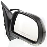 Fits 04-07 Trailblazer 04-06 EXT Right Pass Mirror W/Ht, Mem, Clear Sig, ManFold