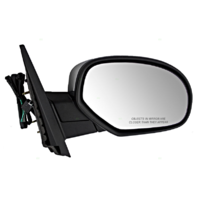 Fits 07-13 Sierra Denali 07-14 Silverado Sierra Right Pass Mirror Heat