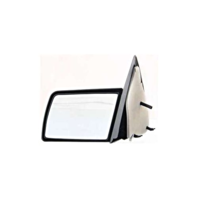 Fits 88-99 Chevrolet GMC C/K Pickup Left Driver Mirror Manual Unpainted Non-Fold