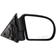 Fits 98-04 Sonoma 99-01 Jimmy Right Pass Mirror Manual Textured Fold