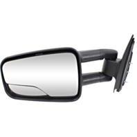 Fits 02-06 Avalanche 00-06 Suburban Left Driver Mirror Manual Telecopic Tow
