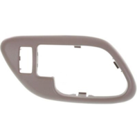 95-02 Chevy, GMC Pickup Interior Door Handle (Bezel) Tan Left fits Front / Rear