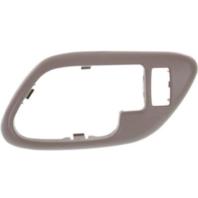 95-02 Chevy, GMC Pickup Interior Door Handle (Bezel) Tan Right fits Front / Rear