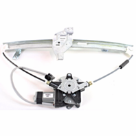 Fits 06-13 Chev Impala 14-16 Limited Right Pass Front Dr Window Motor Regulator