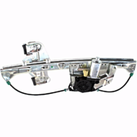 Fits 00 05 gm cadillac deville right pass rear power for 2001 cadillac deville window regulator