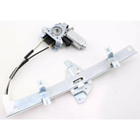 Fits 98-02 Oldsmobile Intrigue 97-05 Century 97-04 Regal Power Window Regulator with Motor Front Left Driver