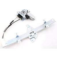 Fits 98-02 Oldsmobile Intrigue 97-05 Century 97-04 Regal Power Window Regulator with Motor Front Right Passenger