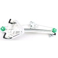 Fits 03-07 Cadillac CTS Rear Right Passenger Power Window Regulator Without Motor