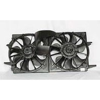 Dual Cooling Fan Assm Cutlass Malibu Alero Grand AM Malibu Classic