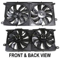 Dual Cooling Fan Assm 00-05 Lesabre Bonneville