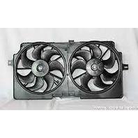 Dual Cooling Fan Assm 99-01 Century 99-03 Grand Prix 3.1L only