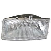 FIts 98-03 Dodge Durango Left Driver Headlamp Unit w/bulb